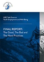 Report of the UBC Task Force on Youth Employment and Well-Being
